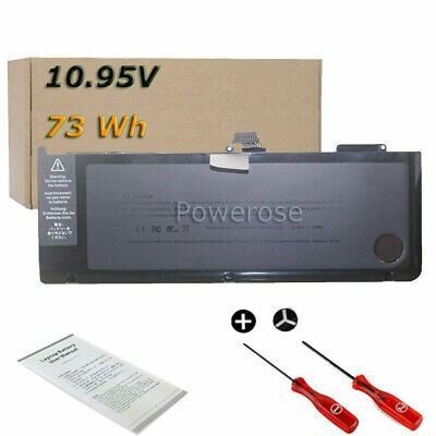 "A1321 Battery For MacBook Pro Unibody Aluminum 15"" inch A1286 (mid-2009 661-5211"