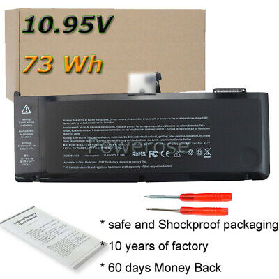 "Replacement Battery for Apple MacBook Pro 15"" 15-inch A1382 020-7134-01 661-5844"