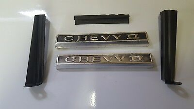 1966 Chevy Ii Grill Parts