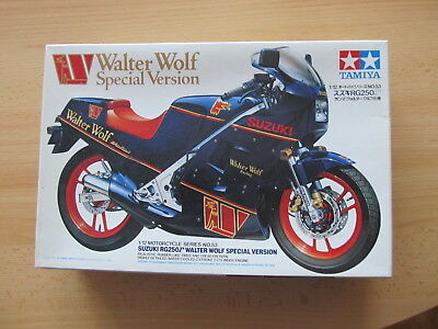 Tamiya 14053 Model Kit  1:12  Suzuki RG 250 Walter Wolf Special Version  rar