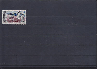 068796 Pinguine Penguins TAAF 26 ** MNH Year 1962