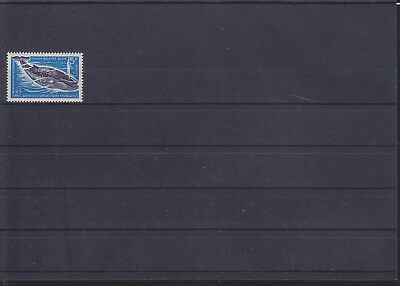 068798 Wale Whales TAAF 36 ** MNH Year 1966
