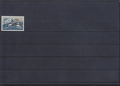 068801 Wale Whales TAAF 52 ** MNH Year 1969
