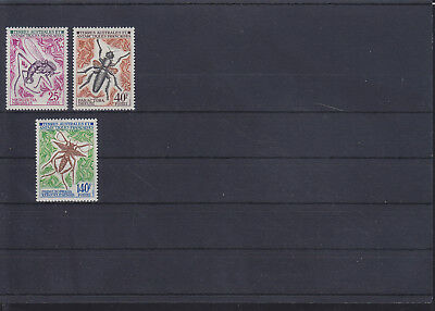 068804 Insekten Insects TAAF 71-73 ** MNH Year 1972