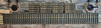 HARVARD CLASSICS Set (51 vols.) + SHELF OF FICTION (20 vols.)
