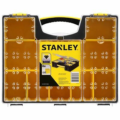 Stanley Professional Deep Organiser Tool Box Accessory Storage Carry Case