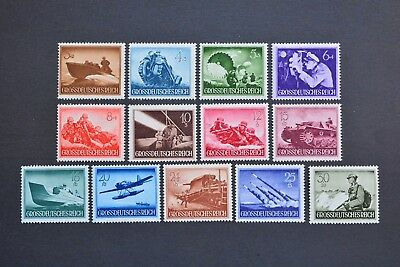 1944 MNH** German Stamps-Third Reich. Army Day