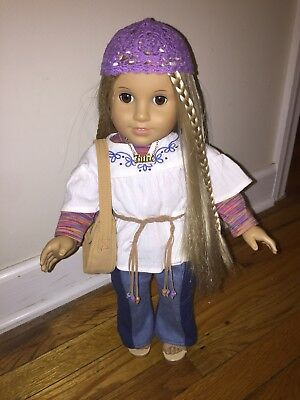 American Girl Doll Julie Albright First Edition