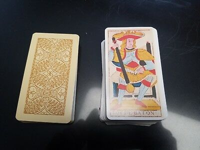 Old Tarot Cards 77 cards  vintage fortune tellers cards!!