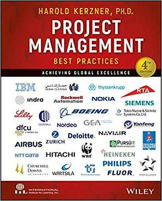 [PDF] Project Management Best Practices Achieving Global Excellence 4th Edition