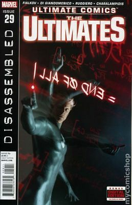 Ultimates (Marvel Ultimate Comics) #29 2013 VF Stock Image