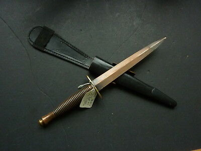 Unusual British F/S Type Commando Dagger/Knife