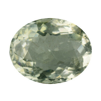 2.79Ct Fantastic Oval Cut 11 x 8 mm 100% Natural Green Beryl