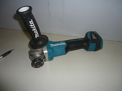 Makita LXT 18V 125mm Cordless Angle Grinder - Skin Only DGA504