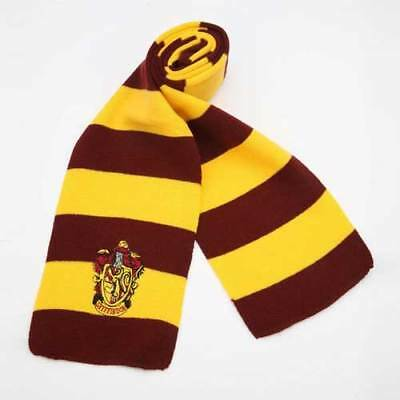 b255dff33c2 Harry Potter Scarf  New  CHOOSE HOUSE  Unisex Hogwarts Magic Winter Scarves