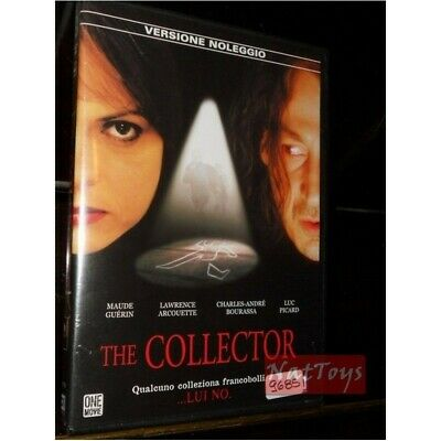 THE COLLECTOR Película DVD original Vídeo