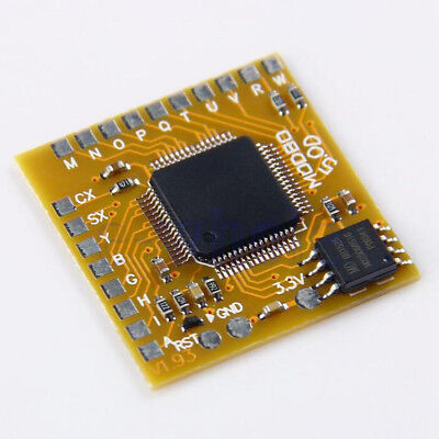 Portable Mini Size MODBO5.0 V1.93 Chip For PS2 IC/PS2 SupportHard Disk Boot NIC