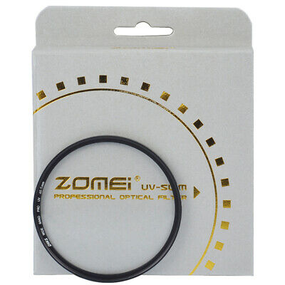 ZOMEI Slim UV CPL ND2-400 ND1000 Lens Filter For Sony Nikon Caonon DSLR Camera