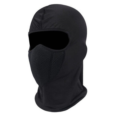 Sports Ski Motorcycle Cycling Balaclava Full Face Mask Neck Scarf Hat Windproof
