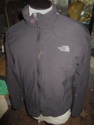 The North Face TNF. Apex Jacket Mans Large. Fleece lined Black