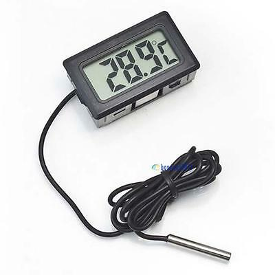 Digital LCD Thermometer for Refrigerator Fridge Freezer Temperature -50~110°C PK