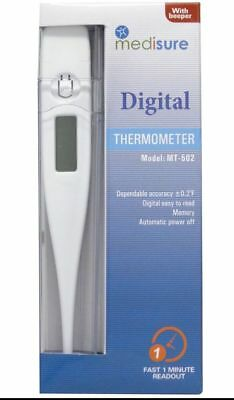 Medisure Digital Medical Family Thermometer Accurate
