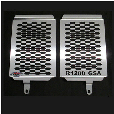 BMW R1200 GSA LC (18-19) Radiator Protector, Cover, Grill, Guard, (2 Part Set)