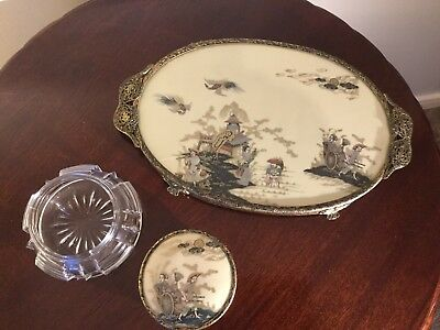 Item 0069.      Oriental Tray And Dish