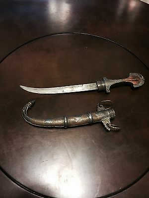 Magnificent Antique Islamic Dagger