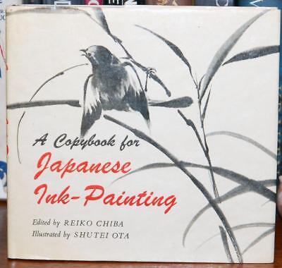 Copybook for Japanese Ink-Painting