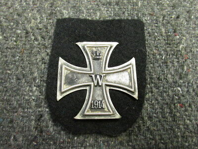 Wwi Imperial German Iron Cross 1St Class-Original-