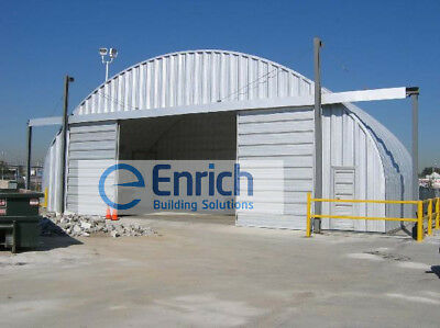 S Model 20x20x12 no end walls Steel Building used for Storage, Garage & Barns.