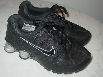 hot sale online 72eac 9c207 ... men 57961 60522 france 2011 womens nike shox turbo 12 black silver  running shoes size 7 120.00 a65dc 9a397 ...