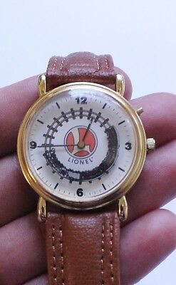 Lionel Legendary Train Watch Collectible