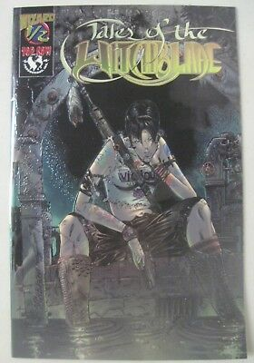 Tales Of The Witchblade #1/2 Wizard Chromium Cover Top Cow Comics Htf