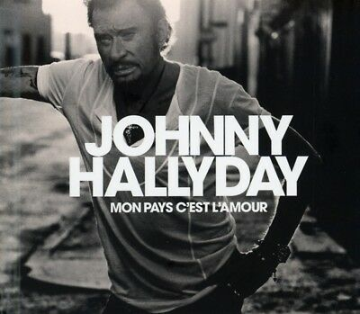 Johnny Hallyday - Mon pays Cest lamour (Collectors Edition) CD Wmi NEW
