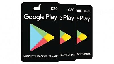 How To Get a Google Play Gift Card 20% Off Face Value