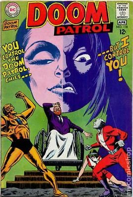 Doom Patrol (1st Series) #118 1968 GD/VG 3.0 Stock Image Low Grade