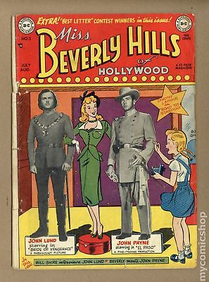 Miss Beverly Hills of Hollywood #3 1949 FR 1.0