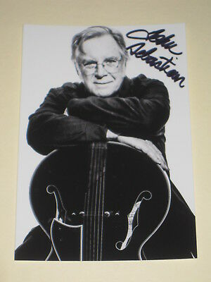 Singer JOHN SEBASTIAN Signed WOODSTOCK 4x6 Photo LOVIN' SPOONFUL AUTOGRAPH 1A
