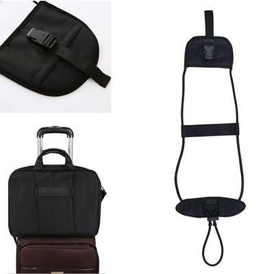 Travel Luggage Bag Bungee Suitcase Belt Backpack Carrier Strap Easy to Carry GA
