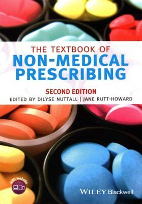 The Textbook of Non-Medical Prescribing by John Wiley & Sons Inc (Paperback,...