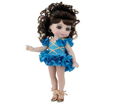 "New Marie Osmond Adora Samba Belle Dancing With The Stars 12"" Doll Box & Coa"