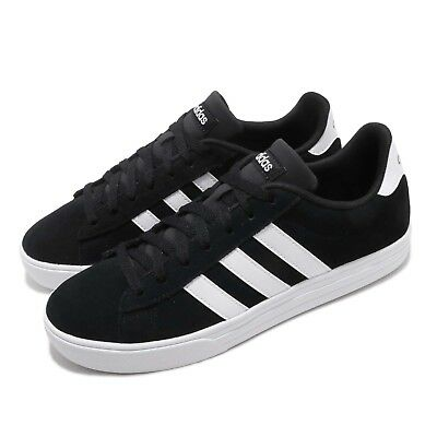 ADIDAS NEO DAILY Casual Men Adults Trainers Shoes Navy