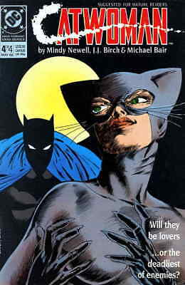 Catwoman (1st Series) #4 VF/NM; DC | save on shipping - details inside