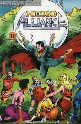 Hero Alliance (Innovation) #10 VF/NM; Innovation | save on shipping - details in