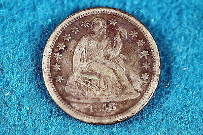 ESTATE FIND 1856-O Seated Liberty Dime!! #G0878