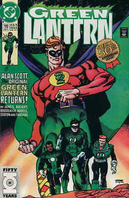 Green Lantern (3rd Series) #19 VF/NM; DC | save on shipping - details inside
