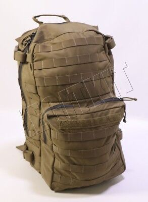 USMC FILBE Assault Pack Coyote Brown Backpack Issued MOLLE 3 Day Patrol Bag e29a2adc42