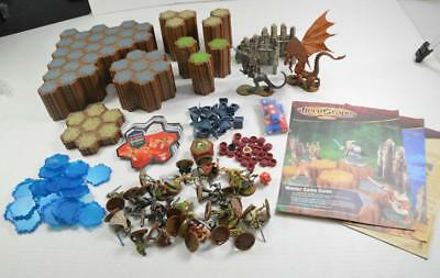Heroscape Master Set Rise of the Valkyrie 1st Edition 2004 Complete, No Box